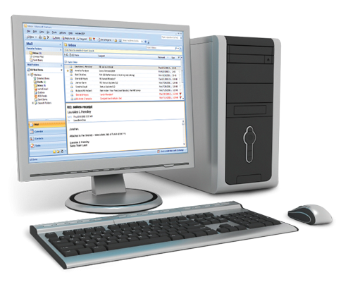 Send mission critical faxes easy as email and receive faxes as a digital PDF file.
