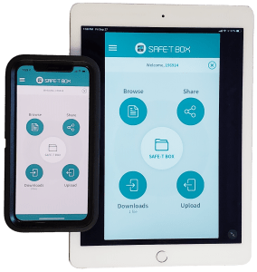 SecureFax-SDE works with Android and iOS devices